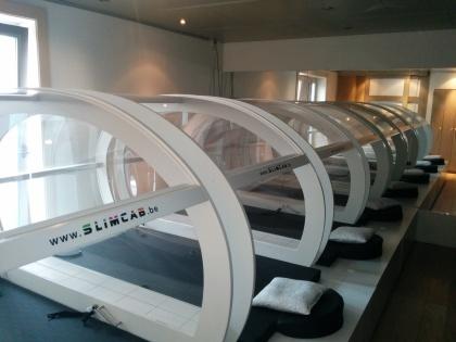Slimcab Concept Center